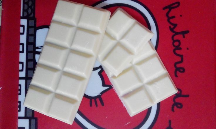 #white #chocolate #bar #sweet #delicious #yummy
