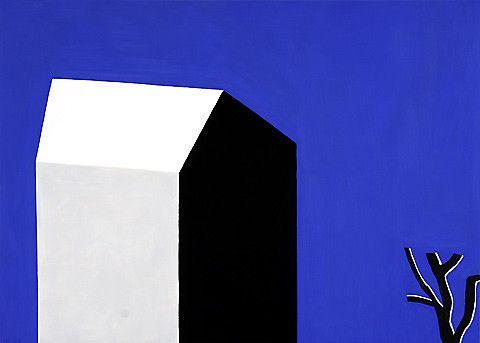 Hanne Borchgrevink - Lydløs himmel 2 - #surface