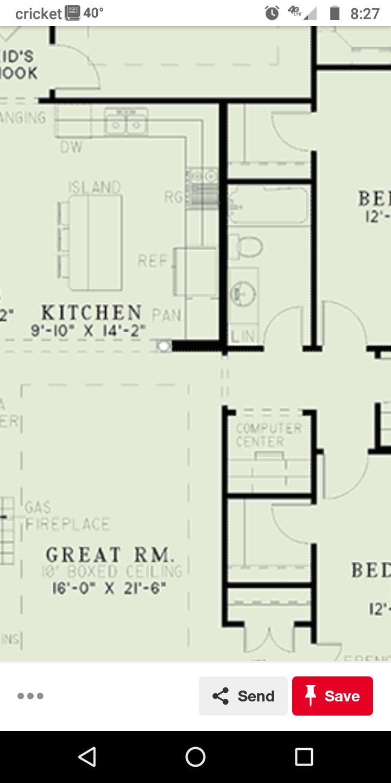 L Shaped Kitchen Layout 10x14 House Ideas In 2019 L Shape
