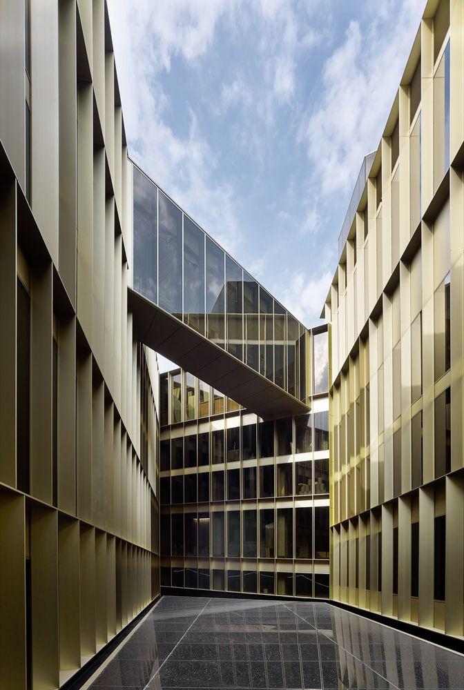Gallery - W Hotel Amsterdam 'Exchange Building' / Office Winhov - 1