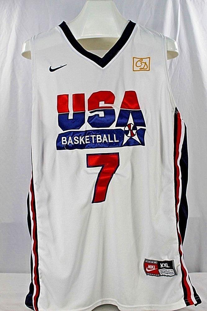 Player Larry Bird. Team Team USA (Original Dream Team).  43c2718f3