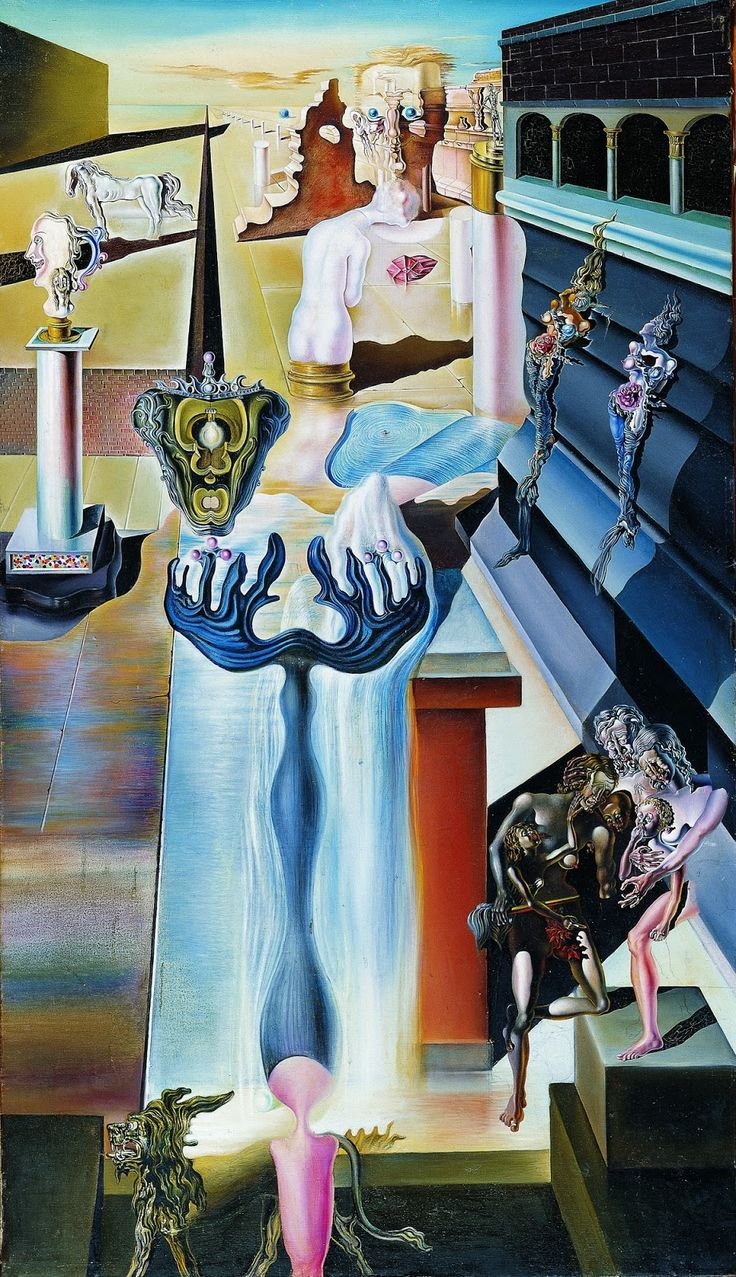 an overview of the story of el salvador dali a spanish painter Painter salvador dali's body to be a judge in madrid has ordered the exhumation of the body of spanish artist salvador dalí to get more on this story.