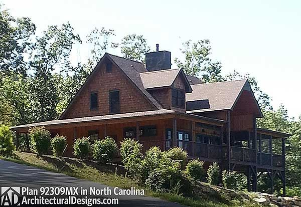 17 best images about rugged and rustic house plans on for North carolina mountain house plans