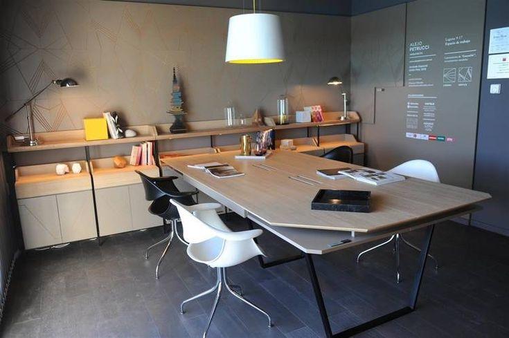 """ESTILO PILAR 2016. """"Laguna 9-17 / Espacio de Trabajo"""", de Alejo Petrucci. Primer premio Mejor diseño interior. Fotos: Lucía Merle"""