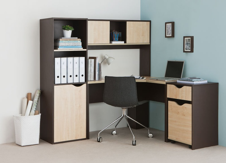a compact home office