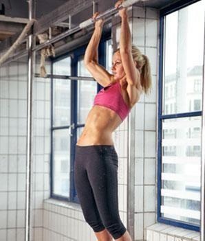 Train Like a Man, Look Like a Lady:  Female Training Myths Debunked