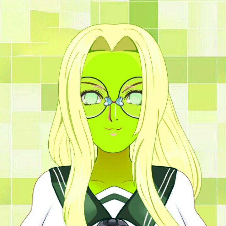 Peridot(Steven Universe)-Avatar Maker