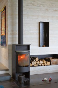 20 best poele images on Pinterest   Fire places, Wood burning stoves ...