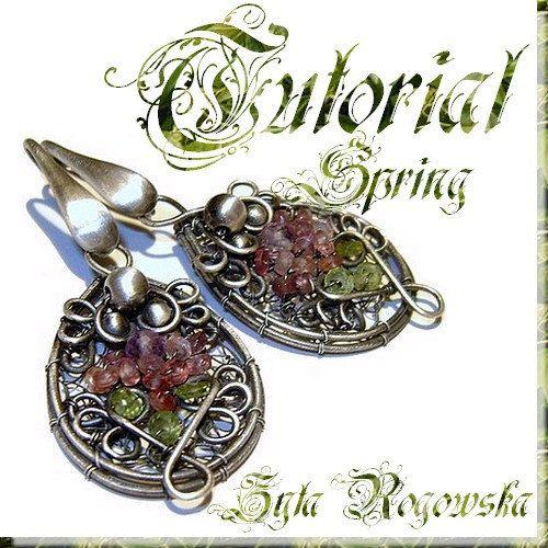 50 OFF PROMOTION Spring Earrings Pendant Jewelry by BraceletsWorld, $3.99