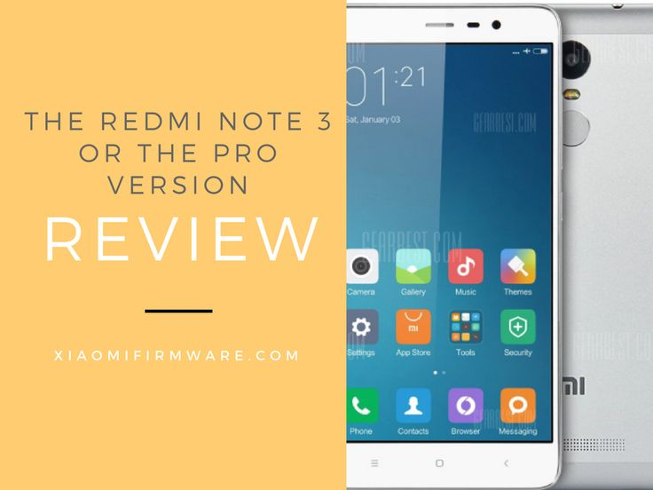 Should You Get the Xiaomi Redmi Note 3 or the Pro Version? Read more at https://xiaomifirmware.com/reviews/review-xiaomi-redmi-note-3-vs-pro-version/  #xiaomi #redminote3 #redminote3pro #android #mifans #miui
