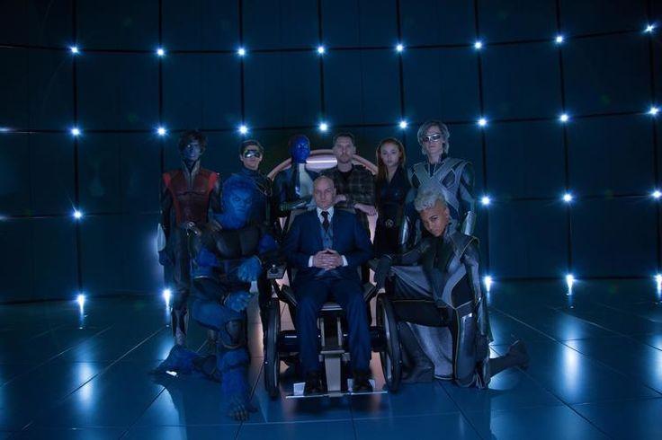 X-Men: Apocalipse - Novas imagens oficiais mostram mais detalhes dos personagens! - Legião dos Heróis