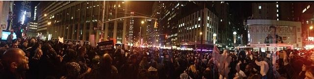 New York City Protests Eric Garner Decision (PHOTOS)