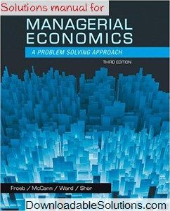 34 best solutions manual download images on pinterest manual pdf managerial economics froeb answer key fandeluxe Image collections