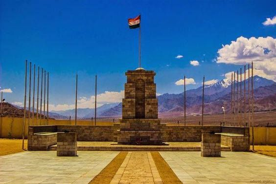 """Hall of Fame Museum"" Must visit place if you are proud of the #Indian army. Excellent museum. #Leh, #Ladakh, #india"