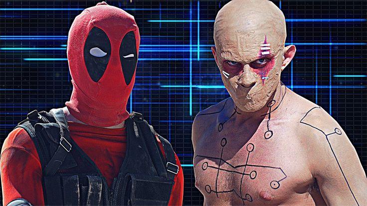 Deadpool V Deadpool: Dawn of Deadpool   Minute Match-Up - Episode 1 https://www.youtube.com/watch?v=gim2MtRTxEg