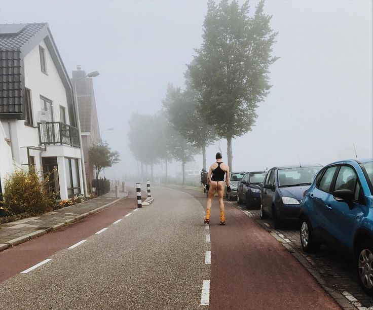 The things you'll see on morning rides in Amsterdam