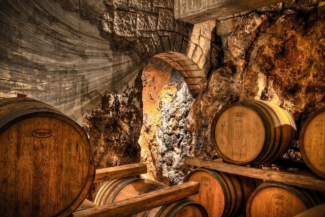 Skerk Wine Cellars in Carso, Italy