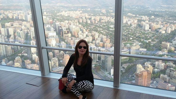 Torre do edifício Costanera