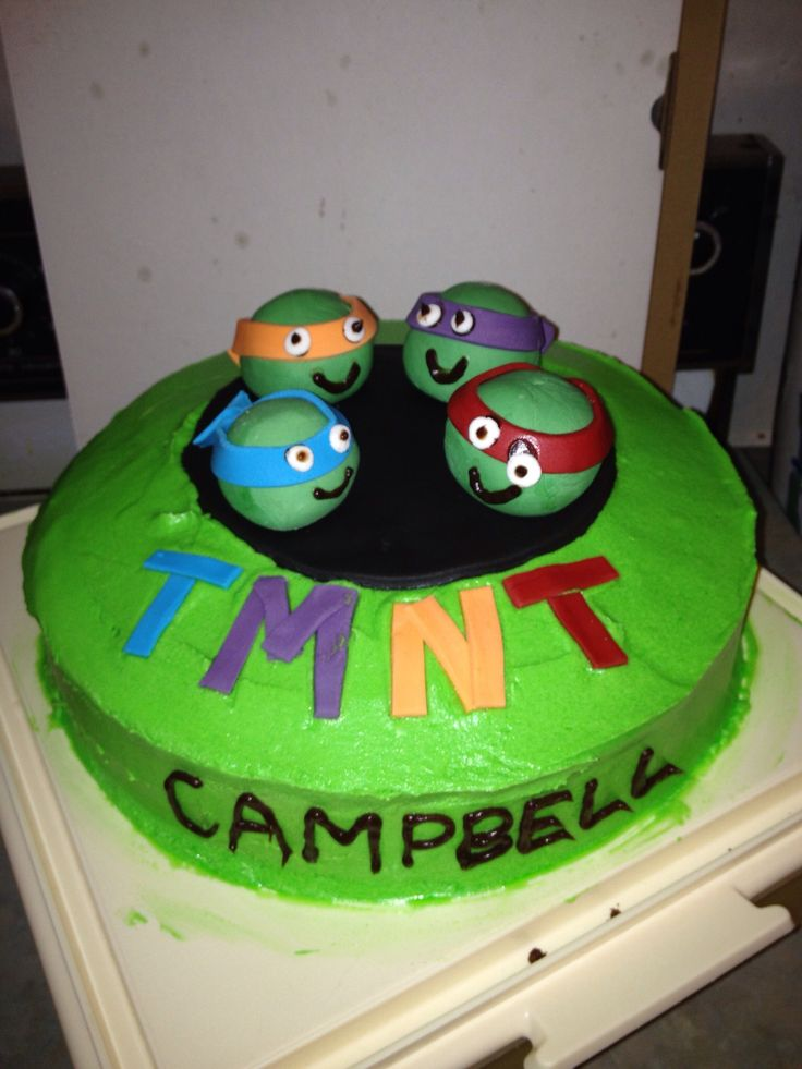 Campbell's 5th birthday