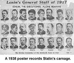 """L'article que nous écrivons porte sur le parti qui a pris le pouvoir en 1917, le parti de Lénine. Celui de Staline quand il massacre les Vieux-Bolcheviks est parti d'un tout autre type, bâti sur le cadavre de l'ancien (...) C'est là, dans cette distance entre le parti de Lénine et celui de Staline et non dans la pensée de tel ou tel ou dans """"l'essence"""" du communisme que réside la clé de l'énigme de la révolution russe, de sa dégénérescence et de sa mort. (page 21)"""