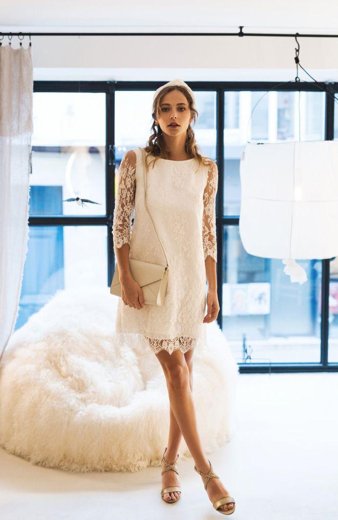 Quelle robe pour mon mariage civil ? :Cette