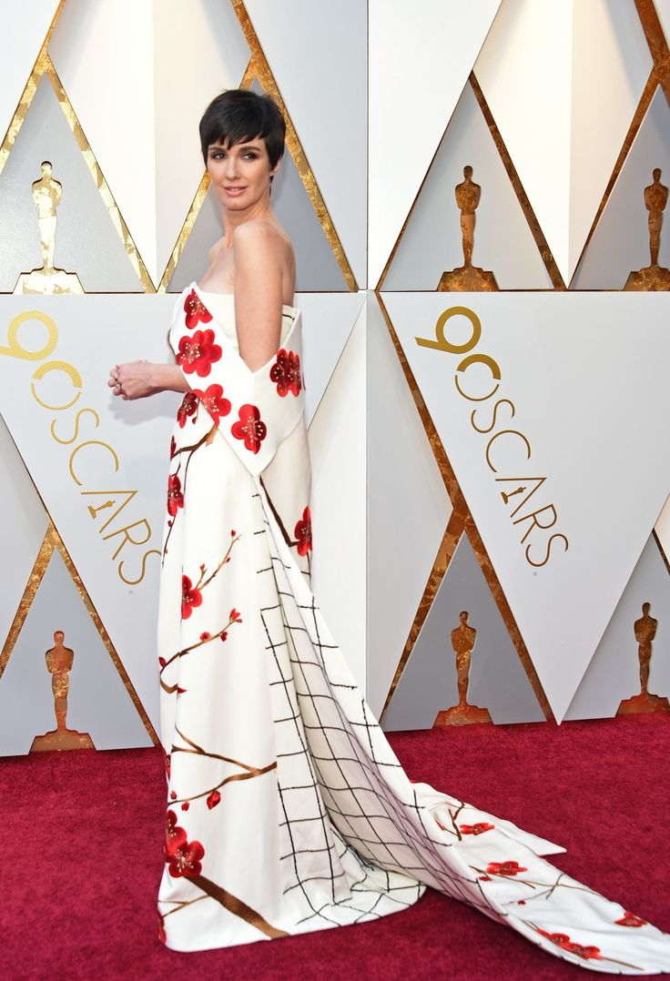 All Of The Looks On The Oscars Red Carpet Red carpet