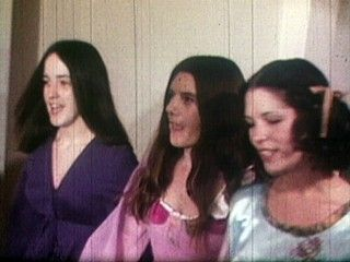 "daisiemurder: "" ""Manson girls"" Susan Atkins, Patricia Krenwinkel and Leslie Van Houten in court. All three girls were convicted of first degree murder. """