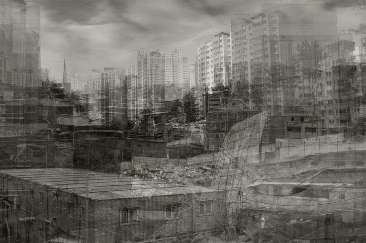 Idris Khan | http://ocula.com/artists/idris-khan/?gclid=COvc9Lettr8CFWKWtAodzUQAsQ