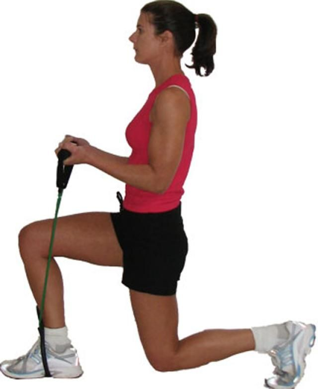 62 Best Resistance Bands Exercises Images On Pinterest