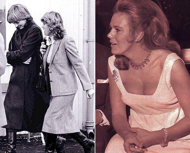 Kamilla és Diana egy időben barátnők voltak
