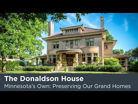 donaldson house preserving our grand homes 1712 mount curve avenue rh pinterest com