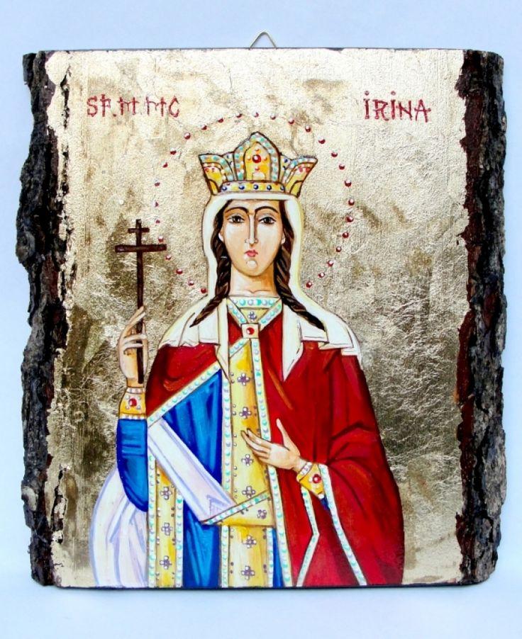 """Icoana+""""Sfanta+Irina"""""""