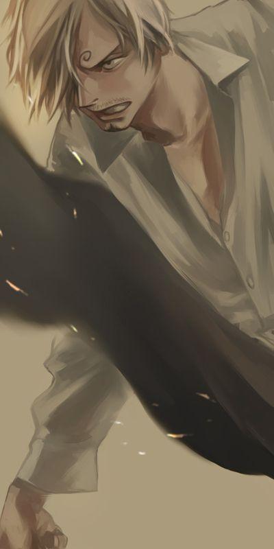 """Kuroashi no Sanji / """"Black Leg"""" Sanji : Straw Hat Pirates (chef)"""
