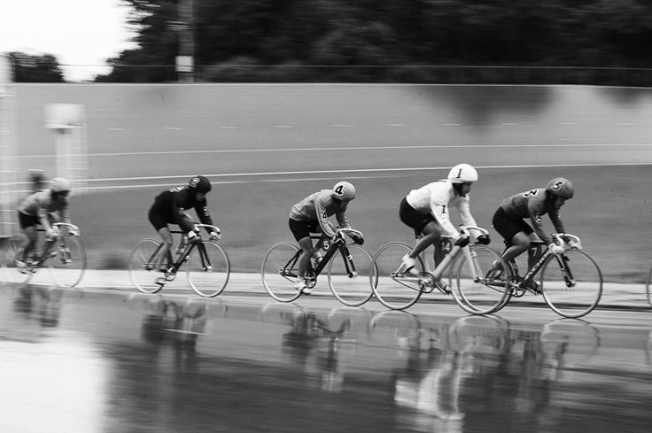 Take a Look Inside the Gruelling Training Regimen of Japan's Keirin Bike Racers