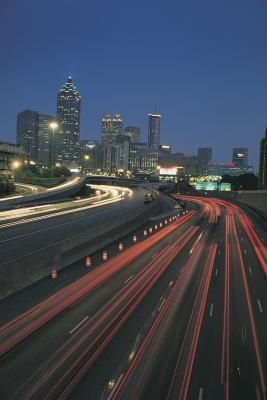 Interstate 75 runs through Atlanta. Michigan trip, list of places to stop on the way.:)