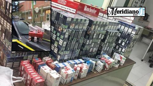 Campania: #Trasportava in un #camion oltre 40 kg di sigarette di contrabbando: arrestato 43enne (link: http://ift.tt/2hVfvLi )