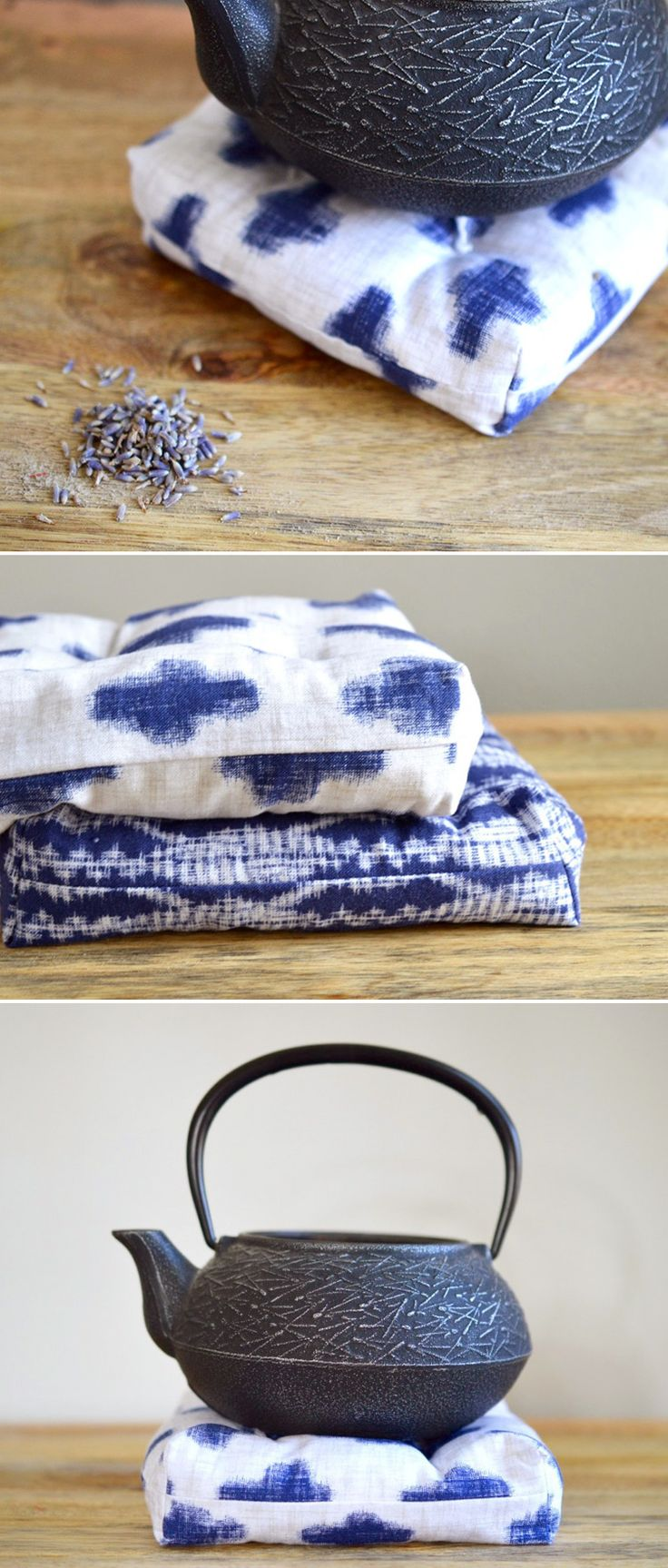 Sew a Scented Tea Trivet – The Perfect Gift for a Tea Lover