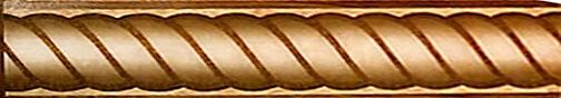 """3D rope"" wood flooring inlaid border design. Multiple species, can be sanded and refinished. #border #floorborder #woodfloorborder #woodfloor #wood #woodworking #woodfloordesign #inlay #intarsia #art #design #floor #functionalart #hardwoodfloor #inlaid #marquetry #pattern #parquet #woodinlay"
