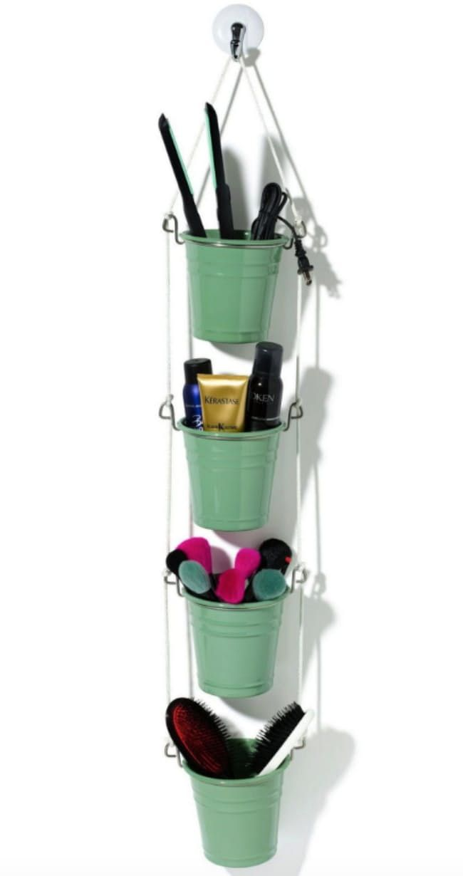 6 Easy & Clever Ways to Organize Your Hair Styling Tools