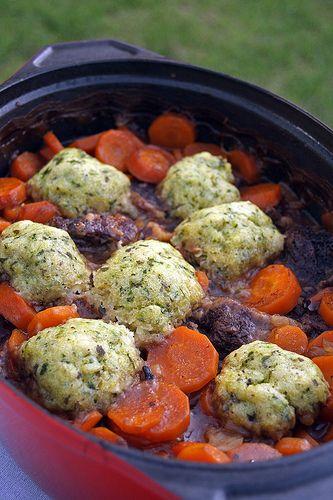 Bœuf à la guinness et Dumplings - cuisine irlandaise