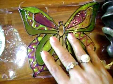 como hacer mariposas - YouTube