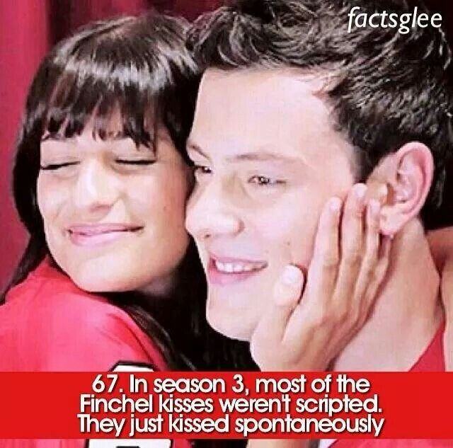 """they just kiss spontaneously"" way to stay in character Monchele."