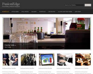 FusionEdge Website Template Web Site Design Arizona| #WebDesignArizona #webdesign #Website