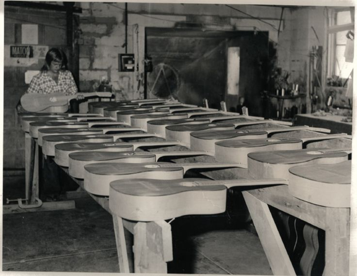 Maton Bayswater Factory
