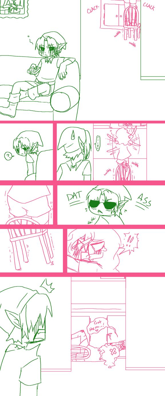 lol i dont even know by La-Mishi-Mish on DeviantArt