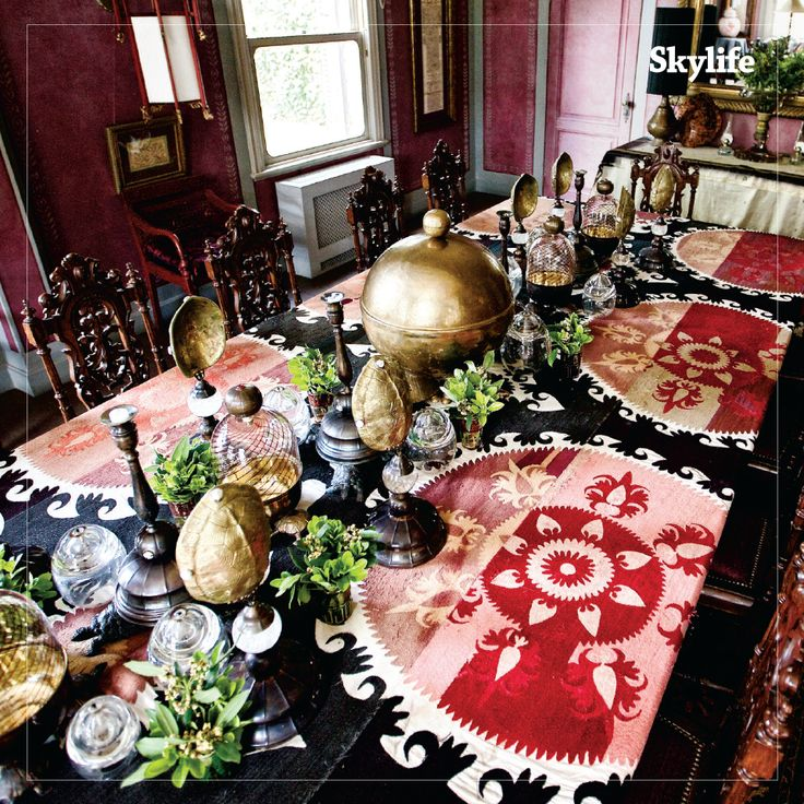It was way of life to be elegant in Ottoman culture. Discover more.