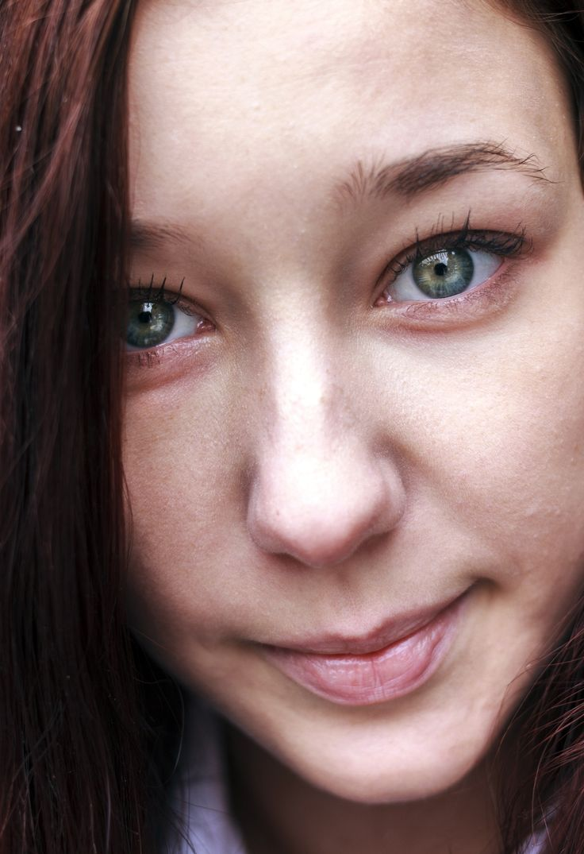 Redhead portrait by Cîrstea Ionuţ-Eduard on 500px