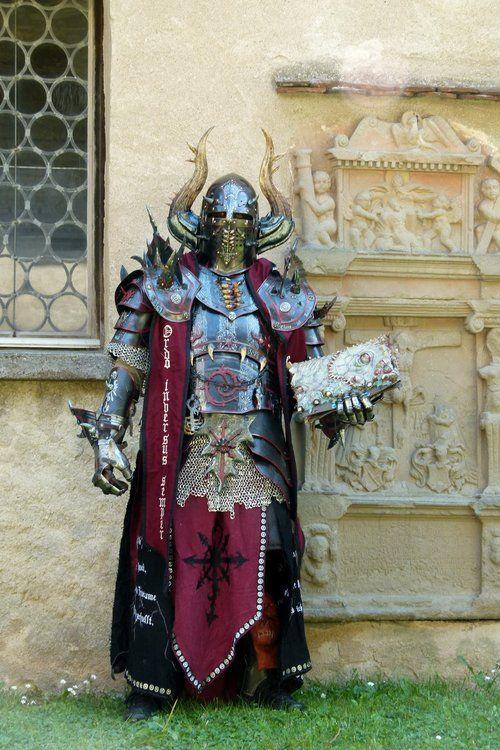 Darklands cosplay