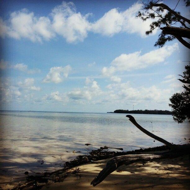 Genteng island-indonesia