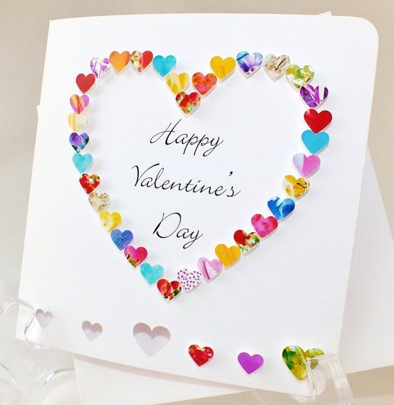 Валентинки своими руками: лучшие идеи для Дня святого Валентина. ФОТО